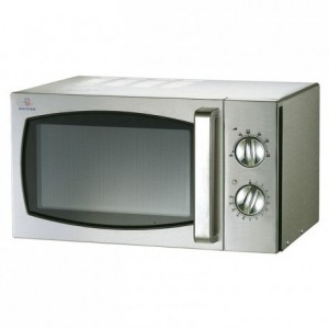 23-litre stainless steel microwave oven 900 W