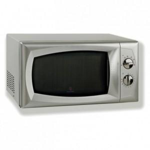 Four micro-ondes inox 28 L 900 W