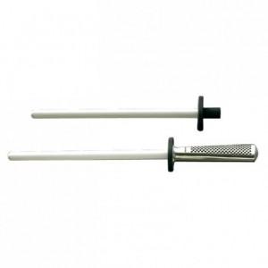 Fusil à aiguiser Global G45 mèche céramique ronde L 240 mm