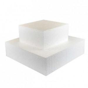 FunCakes Cake Dummy square 10cm 25x25cm