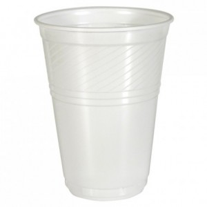 Gobelet boisson 220 DA blanc 21 cL (lot de 3000)