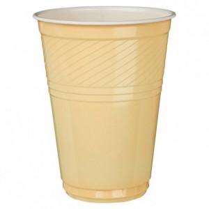 Drinking tumbler DA beige 21 cL (3000 pcs)