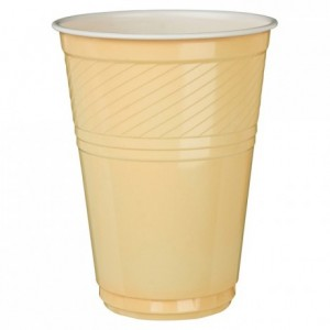 Gobelet boisson 220 DA beige 21 cL (lot de 3000)