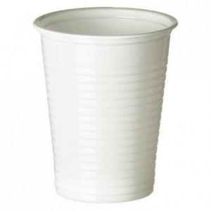 Gobelet boisson 230 DM blanc 23 cL (lot de 3000)