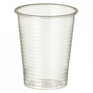 Drinking tumbler translucent 23 cL (3000 pcs)