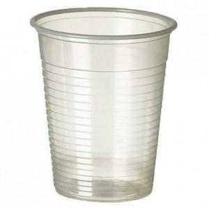Gobelet boisson 200 DM translucide 20 cL en PS (lot de 3000)
