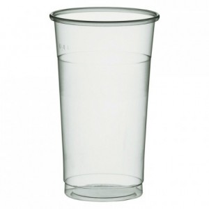 Drinking tumbler translucent 45 cL (800 pcs)