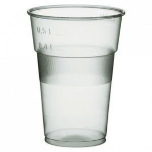 Drinking tumbler translucent 60 cL (700 pcs)