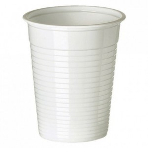 Tumblers drinking white 20 cl (set of 3000)