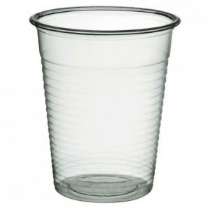 Gobelet boisson cristal emballé individuellement 20 cL Ø 70,3 mm (lot de 1500)
