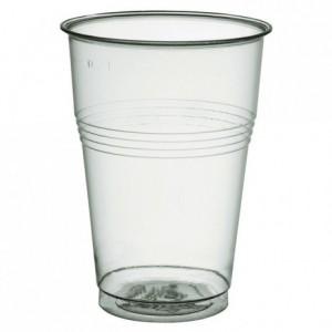 Gobelet boisson cristal 23 cL (lot de 1000)