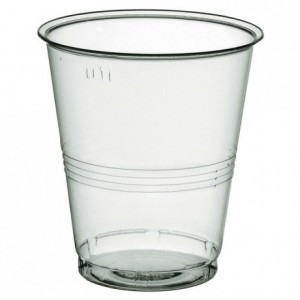 Gobelet boisson cristal 10 cL (lot de 1000)