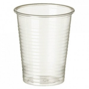 Translucent drinking tumbler 20 cL (100 pcs)