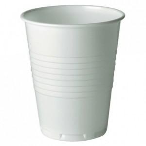 Coffee/tea white tumbler 18.5 cL (3000 pcs)