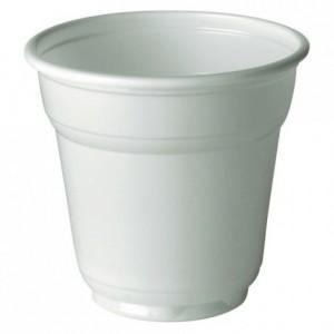 Tumblers coffee/tea white 10 cl (set of 4200)