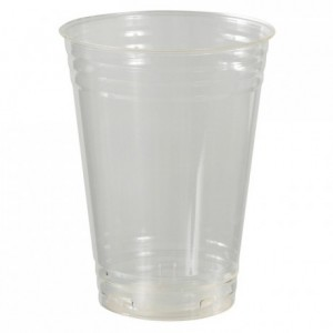 PLA tumbler for cold drinks 24 cL (1000 pcs)