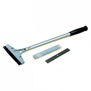 Scrapper with handle L 100 mm