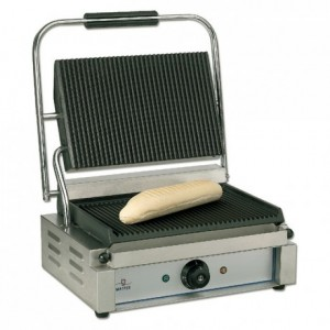 Contact grill for meat / panini Ecoline