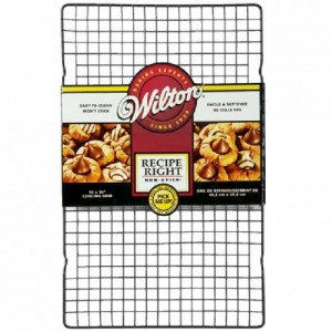 Wilton Recipe Right Non Stick Cooling Grid 40x25 cm