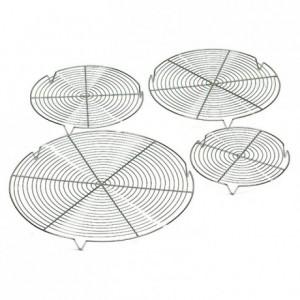 Grille ronde avec 3 pieds Ø 360 mm