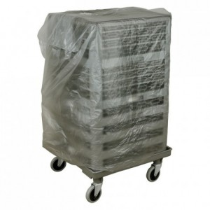 Protective cover for beakfast trolley (300 pcs)