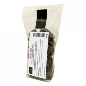Itakuja 55% chocolat noir de couverture Double Fermentation pur Brésil fèves 200 g