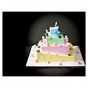 Kit 5 cadres inox Wedding Cake à la Française déstructuré