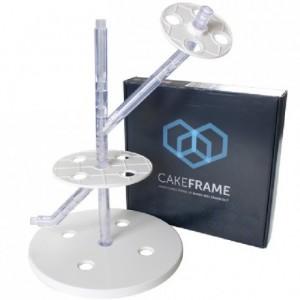 Kit CakeFrame structure pour gâteaux 3D
