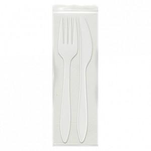PLA cutlery set (250 pcs)