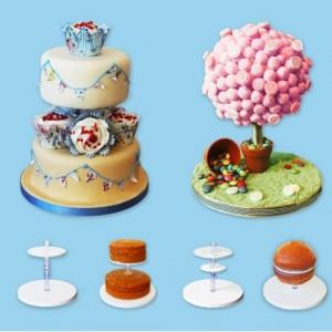 CakeFrame Tiers & Spheres Kit