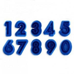 Kit JEM chiffres 10 pièces