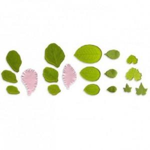 Kit JEM veineurs pour feuilles 11 pièces