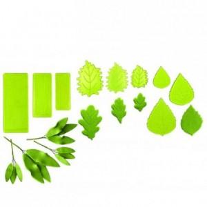 Kit JEM veineurs pour feuilles 9 pièces