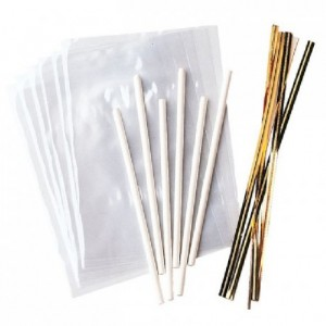 Wilton Lollipop Wrapping Kit