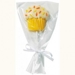 Wilton Lollipop Bags Drawstring pk/15