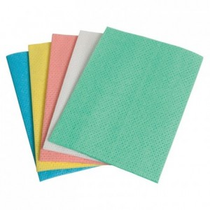 Non woven cloth yellow 500 x 350 mm (25 pcs)