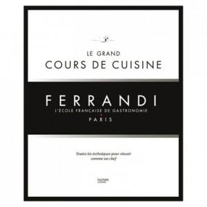 Le grand cours de cuisine de l'école Ferrandi