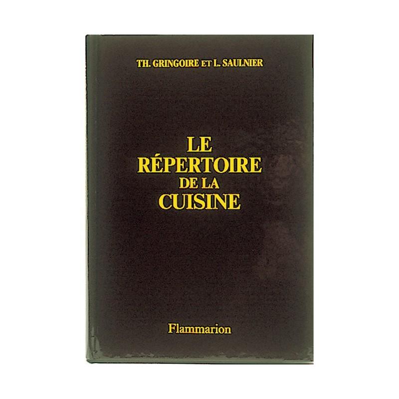 Matfer le r pertoire de la cuisine for Repertoire de la cuisine