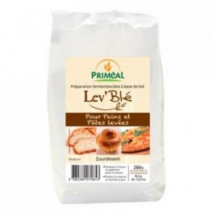 Levain Fermentescible 260 g