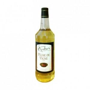 Liqueur de pêche de vigne 18% 1 L