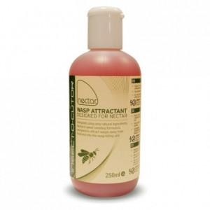 Liquide collectif naturel 250 mL pour piège à guêpes Nectar