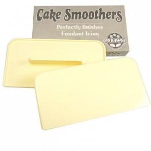 Lisseurs à pâte à sucre JEM 2 pièces