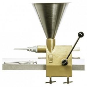 Machine à injecter la crème grand modèle H 580 mm