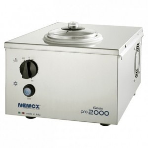Machine à glace Gelato Pro 2000
