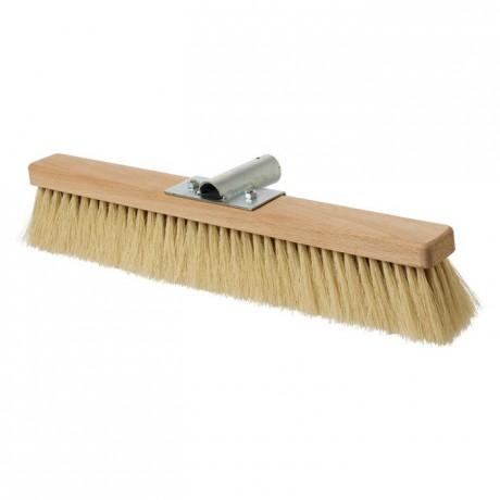 Manche bois pour brosse balai L 3000 mm Ø 25 mm
