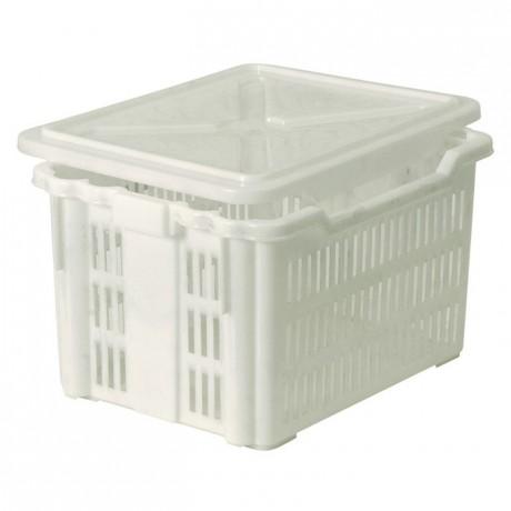 Stackable bread basket 50 L