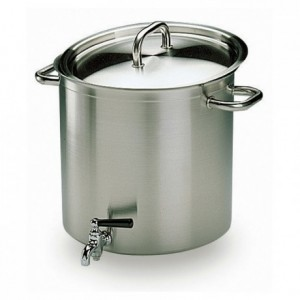 Stockpot with tap Excellence Ø 400 mm