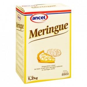 Meringue préparation pour meringue 1,2 kg