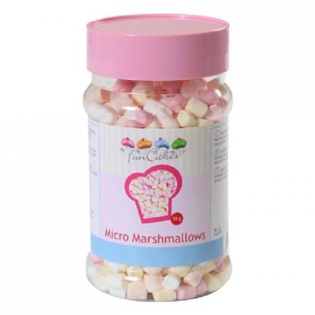 FunCakes Micro Marshmallows 50g