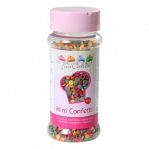 Mini confettis en sucre FunCakes 60 g